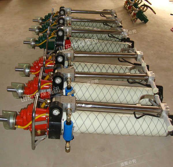 MQT气动锚杆钻机